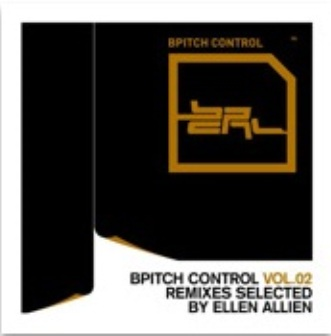 VA - Digital Compilation Series Volume 2 (Remixes Selected By Ellen Allien) [BPCD002]